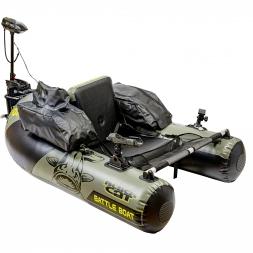 Black Cat Belly Battle Boat Set