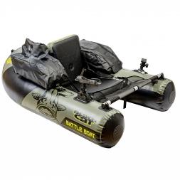 Black Cat Belly Battle Boat