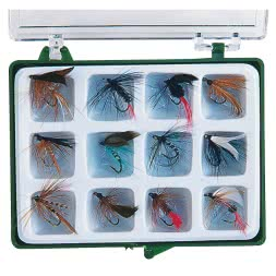 Blue River Dry fly set