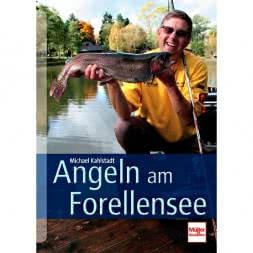 Book: Angeln am Forellensee by Michael Kahlstadt