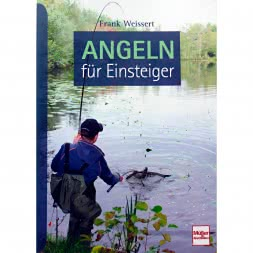 Book: Angeln für Einsteiger (Fishing for beginners) by Frank Weissert