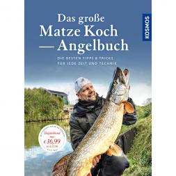 Book: Das große Angelbuch von Matze Koch