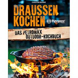 Book: Draußen kochen von Carsten Bothe