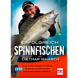 Book: Erfolgreich Spinnfischen von Dietmar Isaiasch
