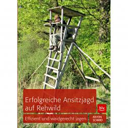 Book 'Erfolgreiche Ansitzjagd auf Rehwild' by Anton Schmid