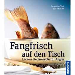 """Book """"Fangfrisch auf den Tisch by Jacqueline Vogt and Ingo Swoboda"""""""