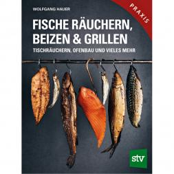 Book: Fische räuchern & beizen by Wolfgang Hauer