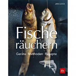 Book 'Fische räuchern Geräte - Methoden - Rezepte'
