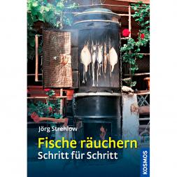 "Book ""Fische räuchern Schritt für Schritt by Jörg Strehlow"""