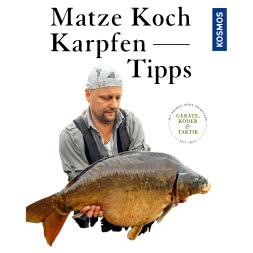 Book: Matze Kochs Karpfen-Tipps