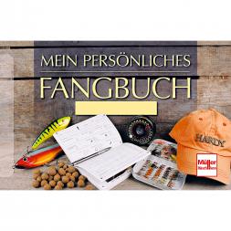 Book: Mein persönliches Fangbuch by Frank Weissert