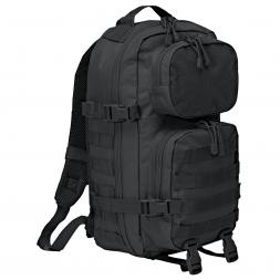 Brandit Backpack US Cooper Patch Medium (black)