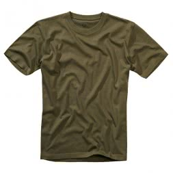 Brandit Mens T-Shirt Premium (olive)