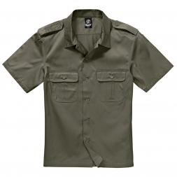 Brandit Men's US Shirt (1/2 Arm)