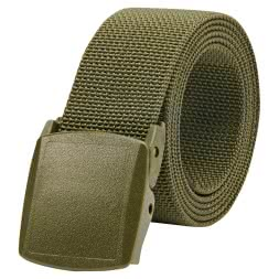 Brandit Unisex Belt quick release fastener (Olive)