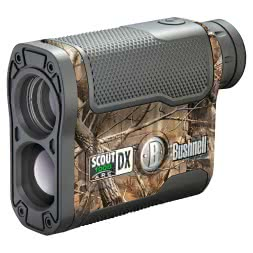Bushnell Scout DX1000 ARC Camou Binoculars/Inclinometer