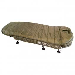 CarpSpirit 3 Season sleepinig bag Blax