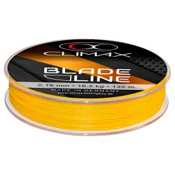Climax Fishing Line Blade (yellow, 135 m)