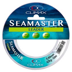 Climax Fishing Line Seamaster Leader (clear, 50 m)