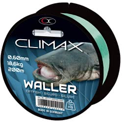 Climax Prey Fish Line Catfish (green, 200 m)