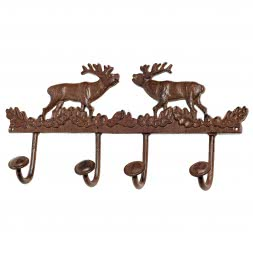 Coat Rack RED STAG