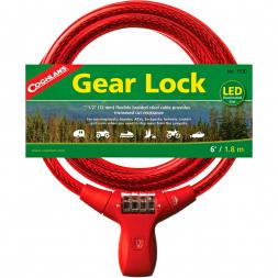 Coghlans equipment lock