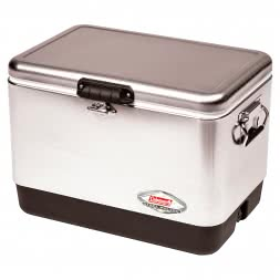 Coleman Steel-Belted Cool Box 54 Qt