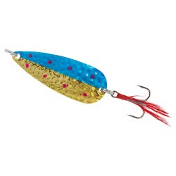 Colonel Sea Trout Spoon (gold blue pink)