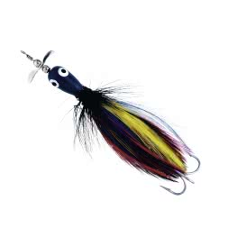 Colonel Spin Flies Classic (blue/yellow)