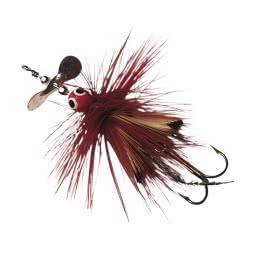 Colonel Spin Flies Classic (red)