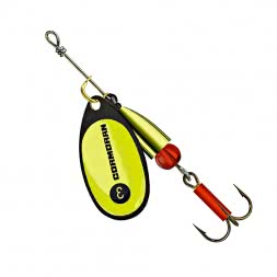 Cormoran BULLET Spinner - yellow/black