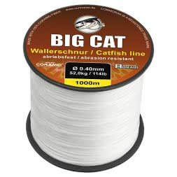 Cormoran Catfish Line 8-Braid Big Cat (white, 1.000 m)