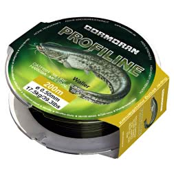 Cormoran Prey Fish Line Profiline Catfish (brown, 200 m)