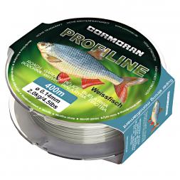 Cormoran Prey Fish Line Profiline Coarse Fish (clear, 400 m)
