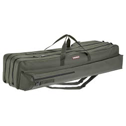 Behr Allround rod bag  2 compartments of various lengths  rod case