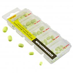 Cormoran Soft Beads Assortment (fluo-green)
