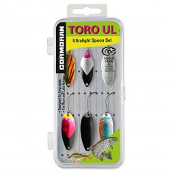 Cormoran Trout Spoon Set Toro UL 1