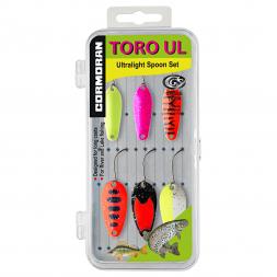 Cormoran Trout Spoon Set Toro UL 2
