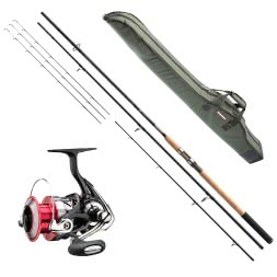Cormoran/Daiwa Feeder Set