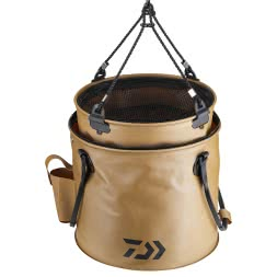 Daiwa EVA bait bucket foldable