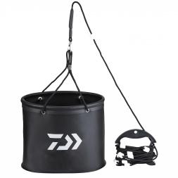 Daiwa EVA folding bucket with rope