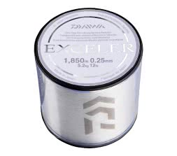 Daiwa Fishing Line Exceler (clear)