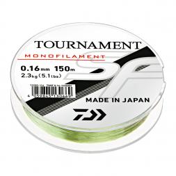 Daiwa Fishing Line Tournament SF Line (3000 m, green-transparent)