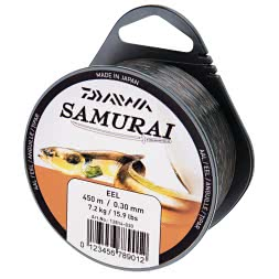 Daiwa Prey Fish Line Samurai Eel (brown)