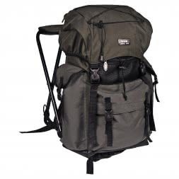 DAM Angler backpack with chair