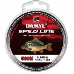 DAM Fishing Line Damyl Spezi Carp (olive green)