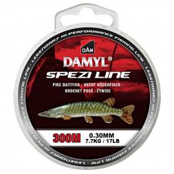DAM Fishing Line Damyl Spezi Pike Live Bait (dark grey)