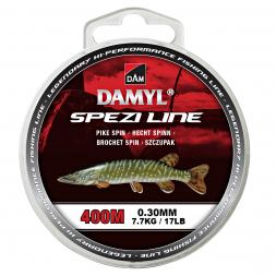 DAM Fishing Line Damyl Spezi Pike Spin (light grey)