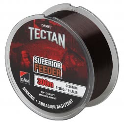 DAM Fishing Line Damyl Tectan Feeder (brown, 300 m)