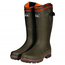 DAM Men's Rubber Boots Flex (with neoprene lining)